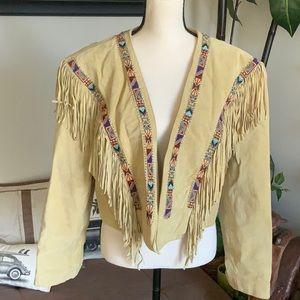 California Style Leather Jacket